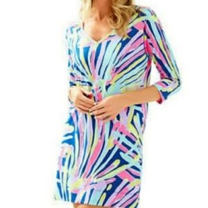 "Lilly Pulitzer ""Sea Dreaming"" Cori Dress"